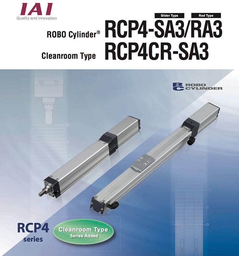 RCP4-SA3/RA3, RCP4CR-SA3
